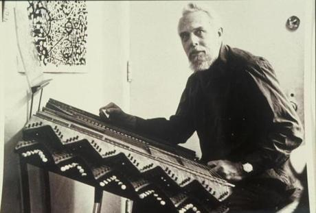 """I feel that more ferment is necessary for a healthy musical culture. I am endeavoring to instill more ferment,"" Harry Partch wrote in 1942."